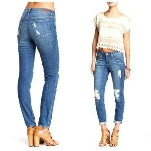 ARTICLES OF SOCIETY Skinny Jeans Distressed